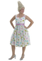 1950's Prom Dress - Pastel