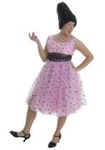 1950's Prom Dress - Polka-Dot