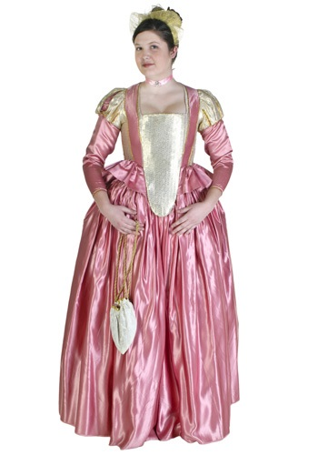 Elizabethan Gown Costume