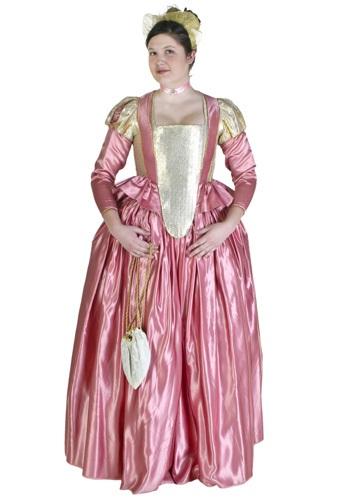 Elizabethan Gown Costume
