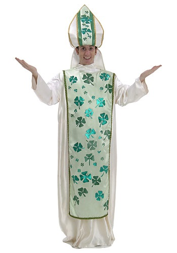 St. Patrick's Day Costume