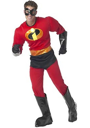 Adult Mr. Incredible Costume  sc 1 st  Costumes Galore & Adult Mr. Incredible Costume - Incredibles Disney Pixar Costumes