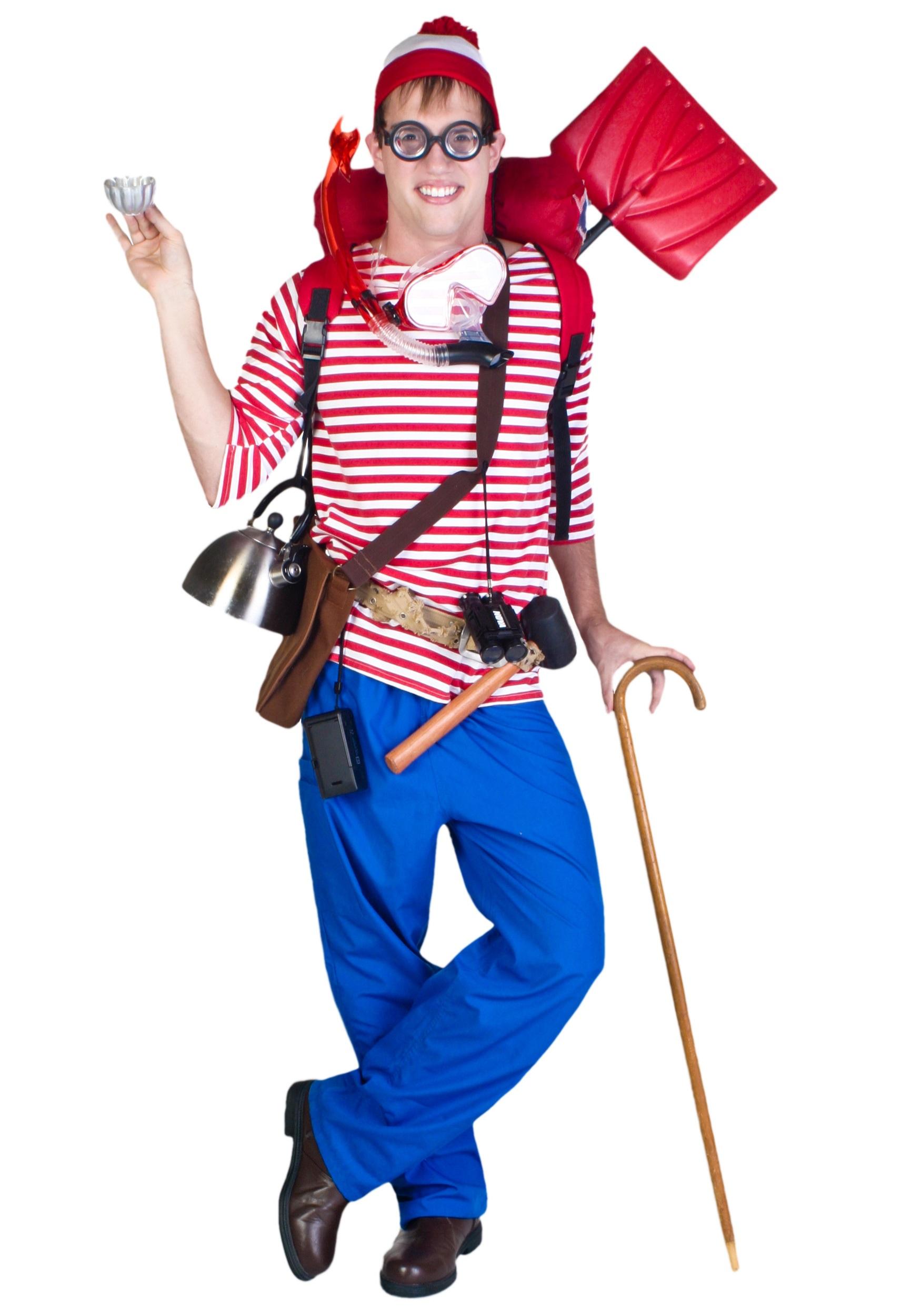 Adventure Whereu0027s Waldo Costume  sc 1 st  Costumes Galore & Halloween Costumes - Classic Halloween Costume Ideas