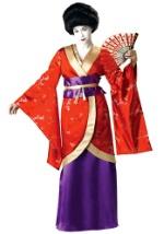 Authentic Adult Geisha Costume