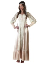 Women's Satin Renaissance Dress