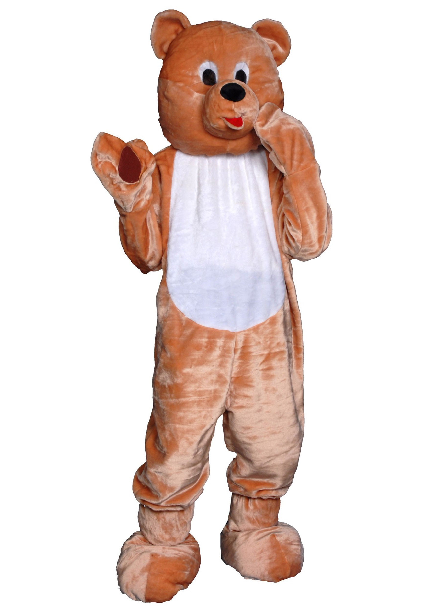 Teddy Bear Mascot Costume  sc 1 st  Costumes Galore & Teddy Bear Mascot Costume - Goldilocks and the Three Bears Costumes