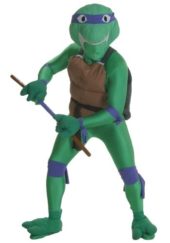 Purple Fighting Turtles Costume