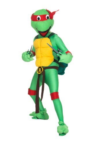 Adult Red Turtle Costume