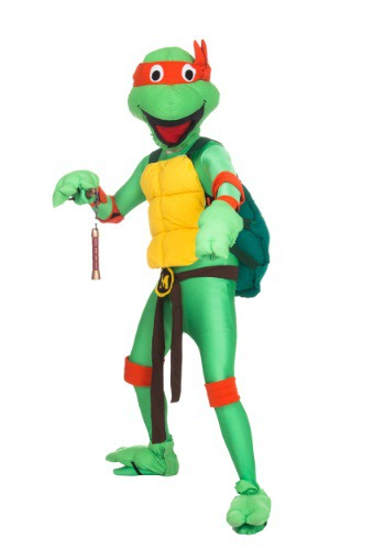 Orange Turtle