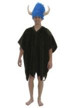 Barney Flintstone Bowling Costume