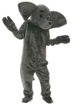 Adult Mascot Elephant Costume