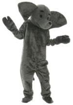 Adult Mascot Elephant Costume