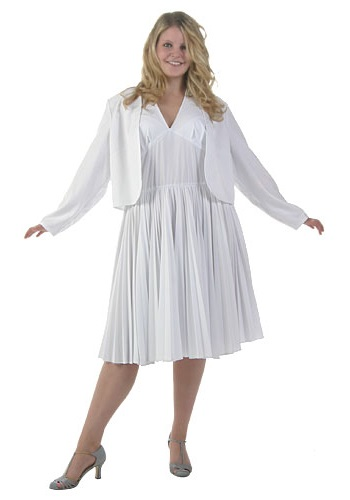 Plus Size Marilyn Monroe Costume
