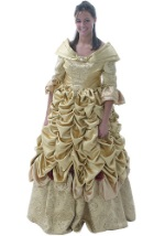 Adult Belle Formal Disney Costume