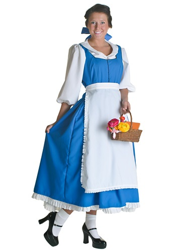 Deluxe Disney  Belle Costume