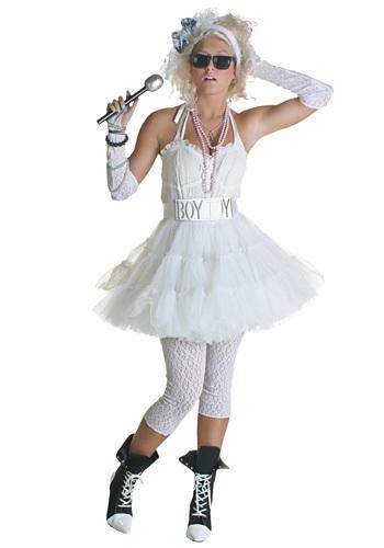 Boy Toy Madonna Costume