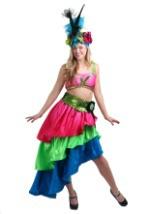 Deluxe Flamenco Dancer Costume