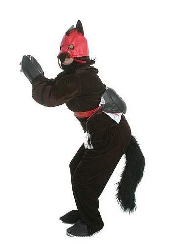 Adult Race Horse Costume