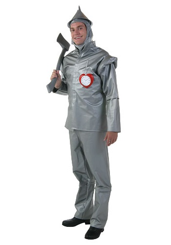 7157384de47ab Tin Man Costume - Wizard of Oz Tin Man Costumes