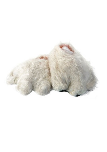 Long Hair Bunny Feet