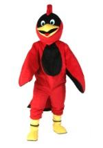 Mascot Cardinal Costume