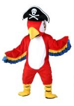 Mascot Parrot Costume
