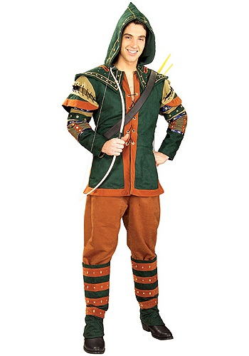 Robin Hood Prince of Thieves Costume  sc 1 st  Costumes Galore & Robin Hood Prince of Thieves Costume - Adult Renaissance Costumes