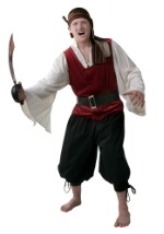 Mens Pirate Costume Rental