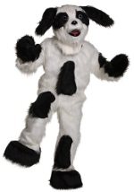 Puppy Dog Mascot Costume
