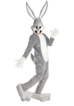 Bugs Bunny Mascot Costume
