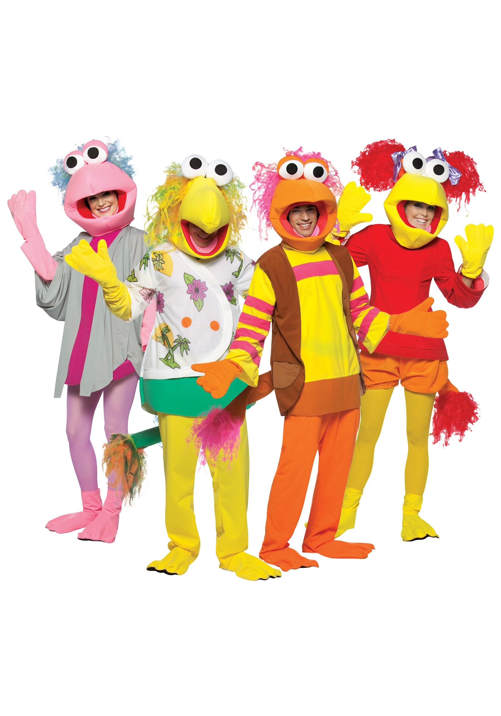 fraggle rock mokey costume - Fraggle Rock Halloween Costumes