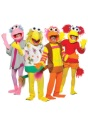 Fraggle Rock Group Costume