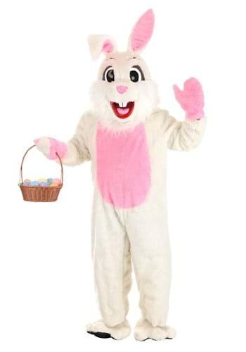 Easter Bunny Mascot Costume-Update