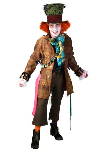 Authentic Mad Hatter Costume