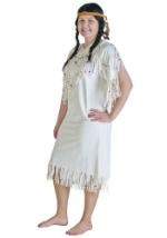Fringe American Indian Costume