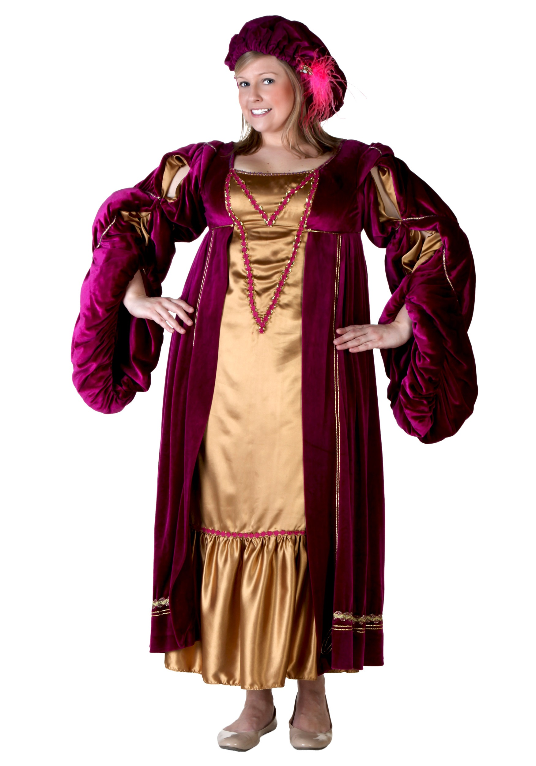 Womens Renaissance Queen Costume  sc 1 st  Costumes Galore : womens renaissance costume  - Germanpascual.Com