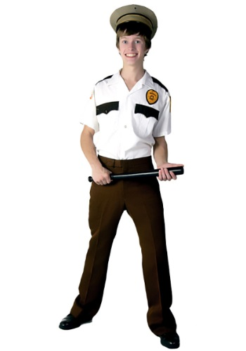 Security Cop Costume