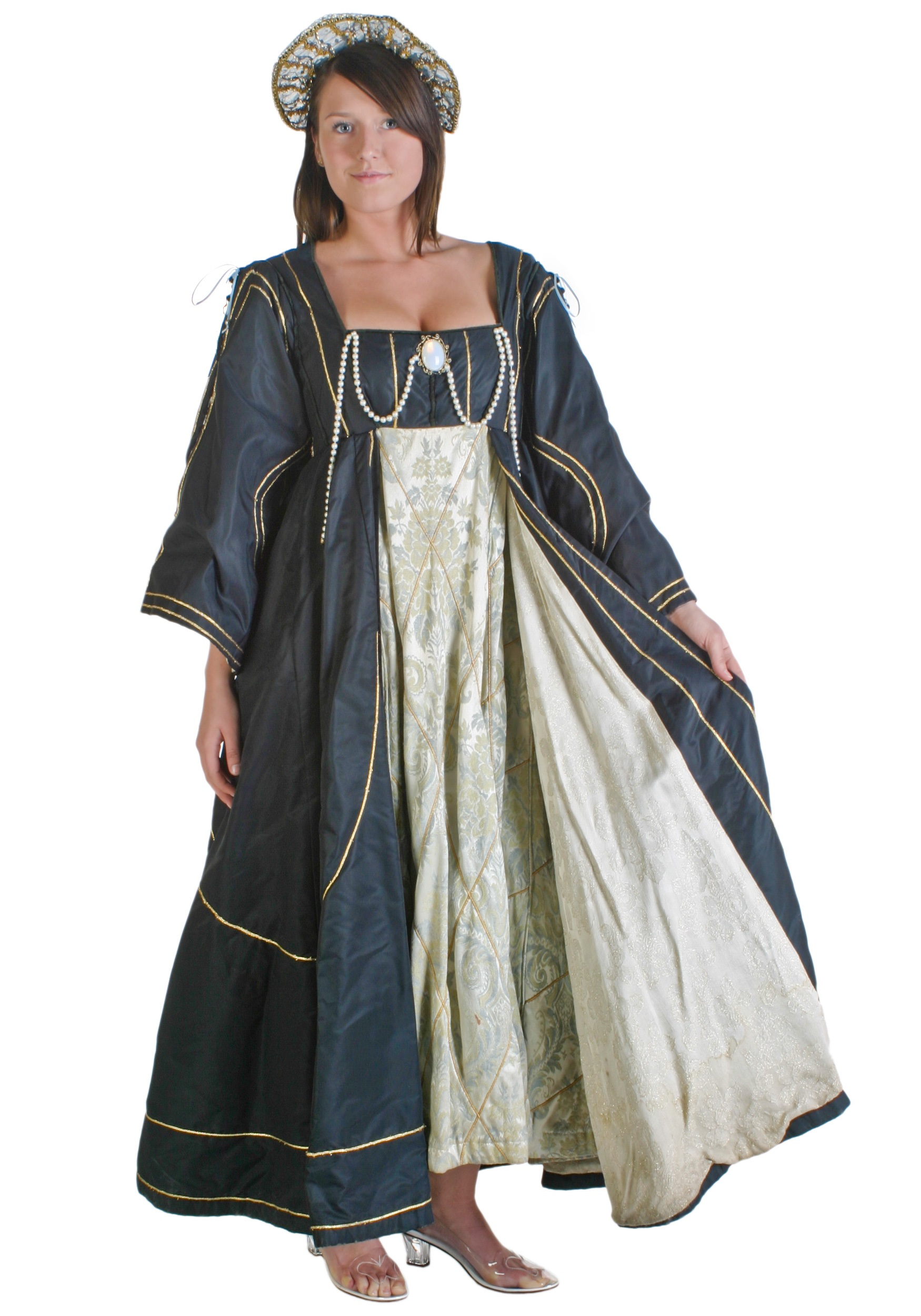 Royal Renaissance Costume - Renaissance Clothing