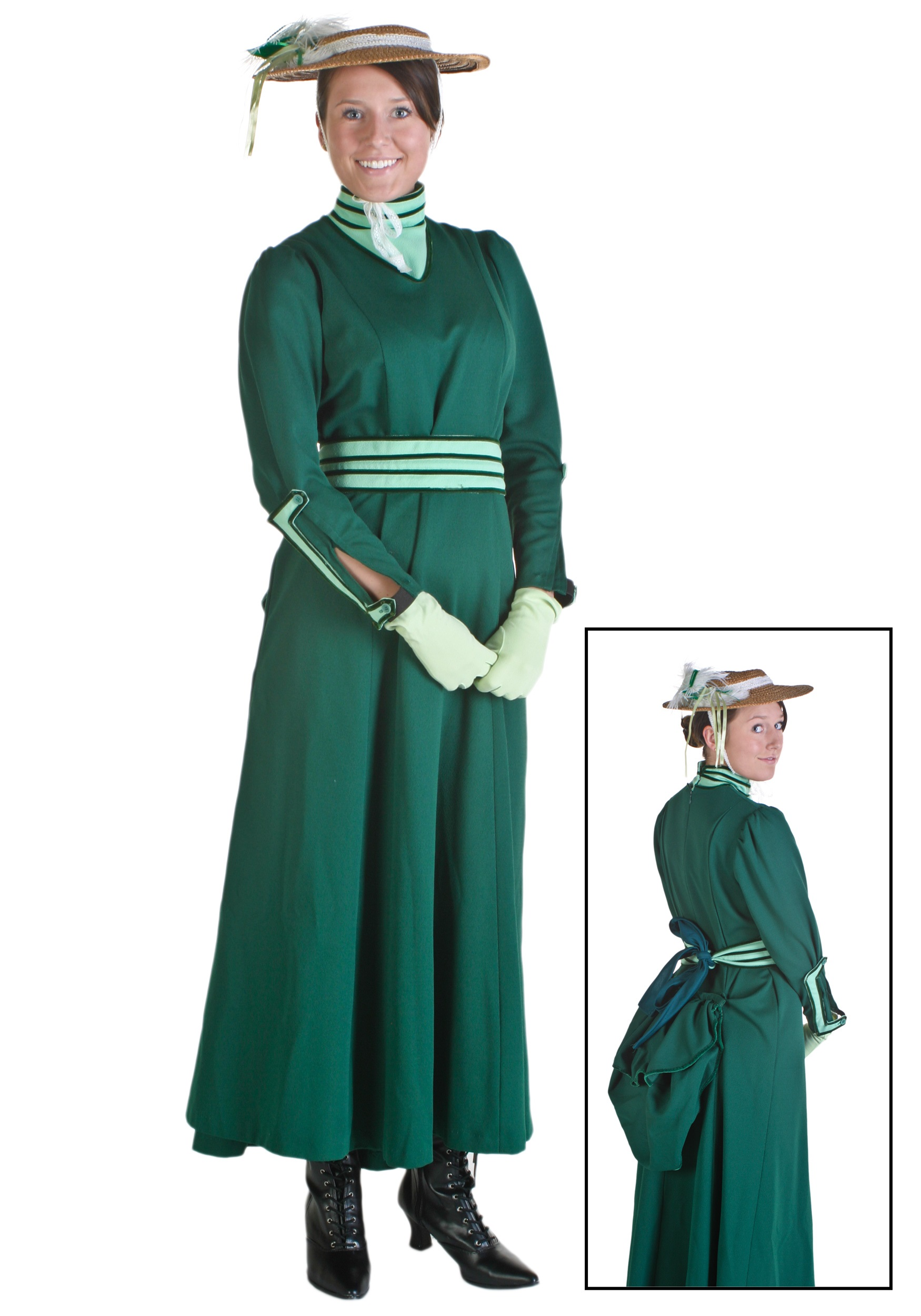 High Society Victorian Costume - Victorian Costumes