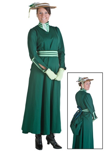 High Society Victorian Costume