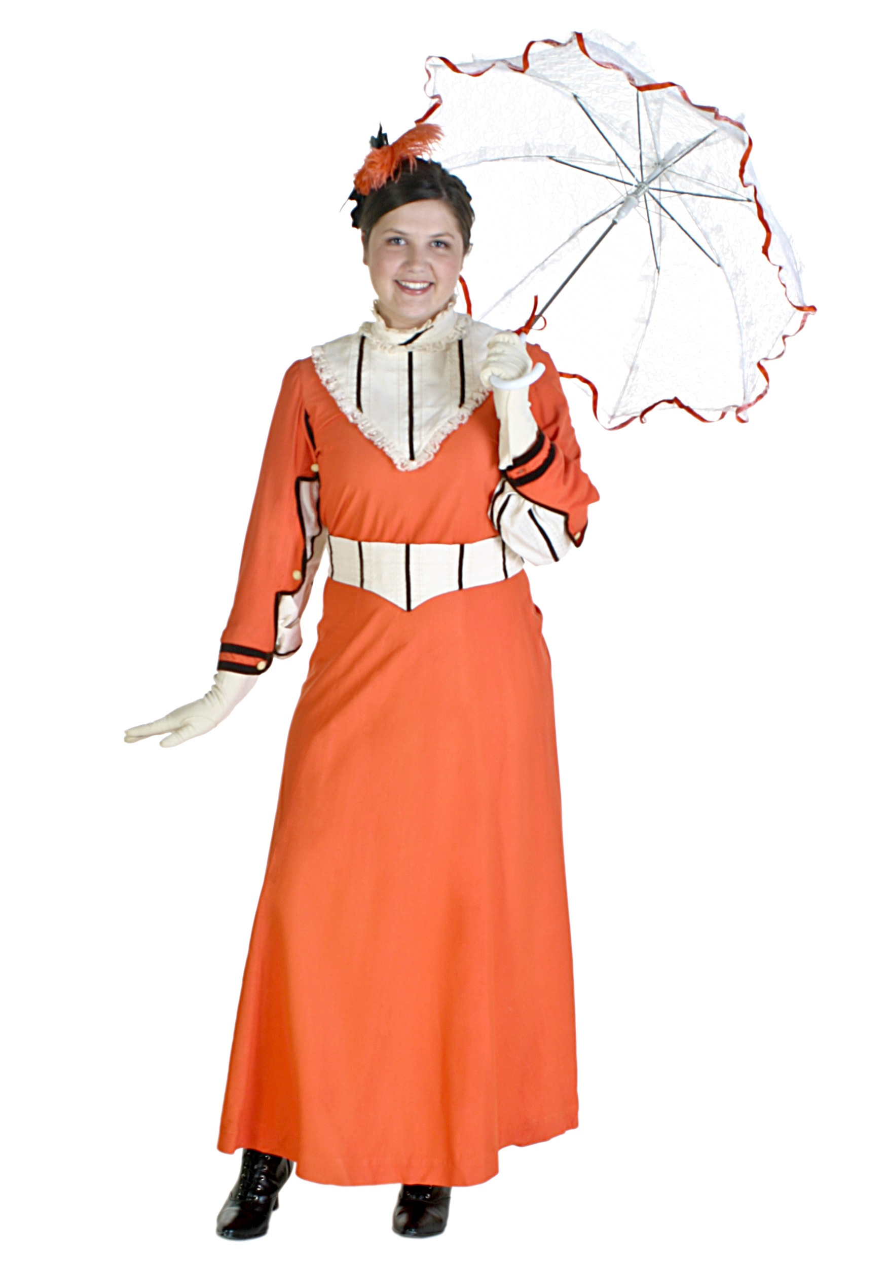 Vintage Victorian Costume - Mary Poppins Costumes