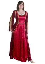 Womens Renaissance Dress