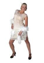 Adult Roaring 20's Vintage Costume