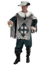 Adult Musketeer Costume