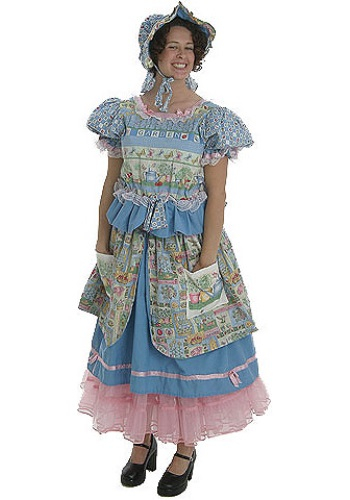 Mary Mary Quite Contrary Costume