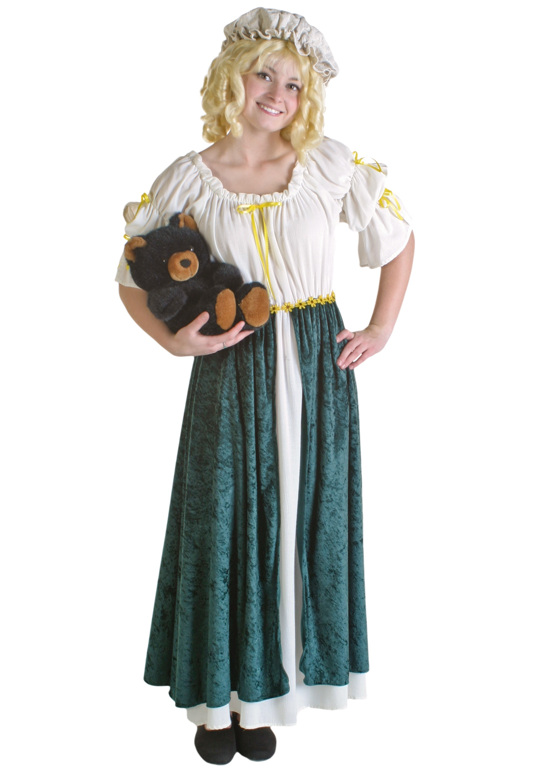 goldilocks costume - Goldilocks Halloween Costumes