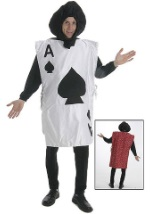 Ace of Spades Costume