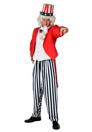 Patriot Man Costume