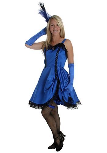 Sassy Saloon Girl Costume