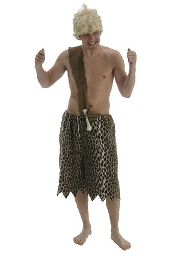 Adult Bam Bam Rubble Costume